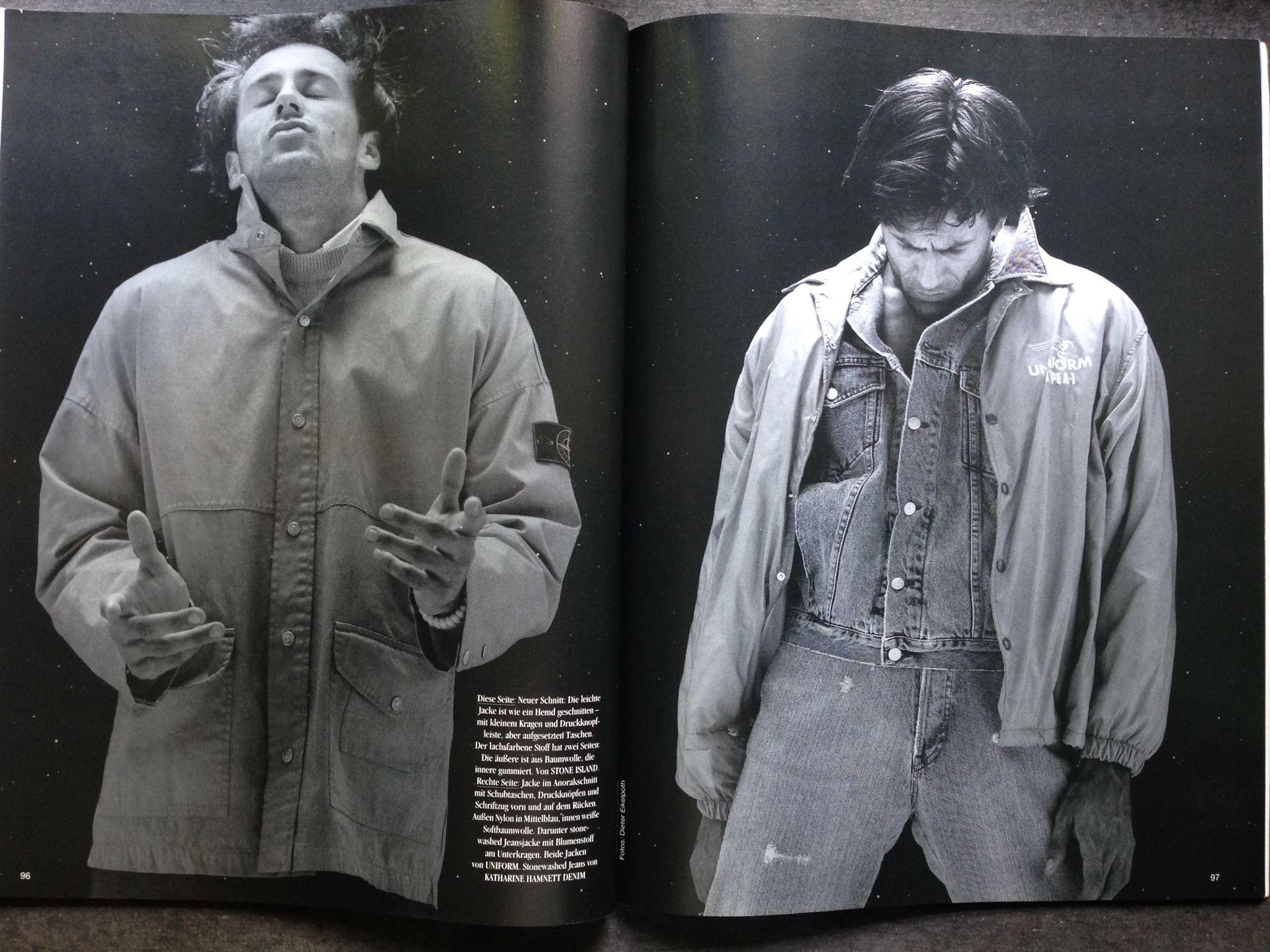 Männer-Vogue